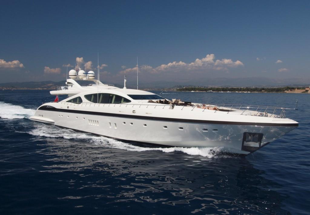 Mangusta 165 open yacht2 - Image by Mangusta